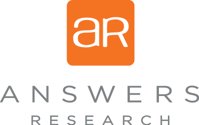 ANSWERS RESEARCH Retina Logo